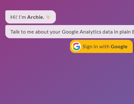 Archie AI Tool Helps Gain More Traffic - Google Analytics Email Reports