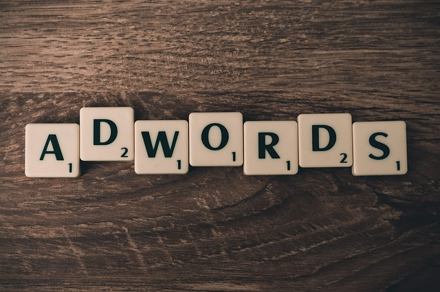 The Adwords Keyword Planner shows you the keywords that people use to seek the products and services that you offer - Google Website Analysis