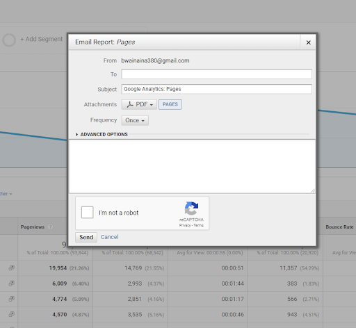 You need to know how to set up automated emails in Google Analytics - Google Analytics Email Reports